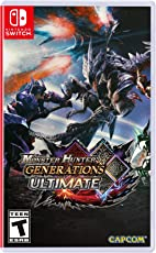 Monster Hunter Generations - Ultimate for Nintendo Switch - Ultimate Edition