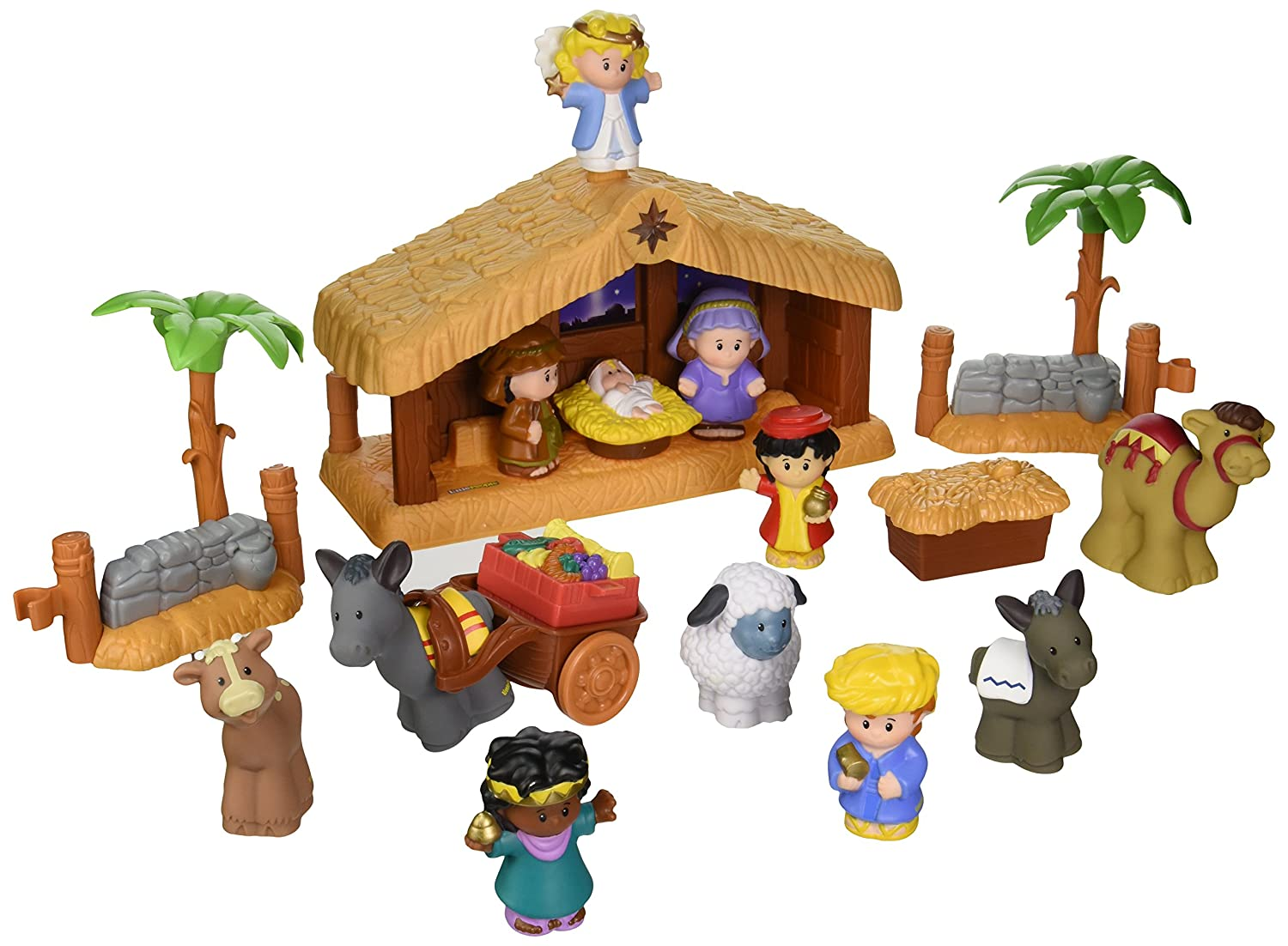 The Christmas Story religious gifts for kids toys