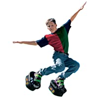 Big Time Toys Moon Shoes Bouncy Shoes - Mini Trampolines For your Feet - One Size...