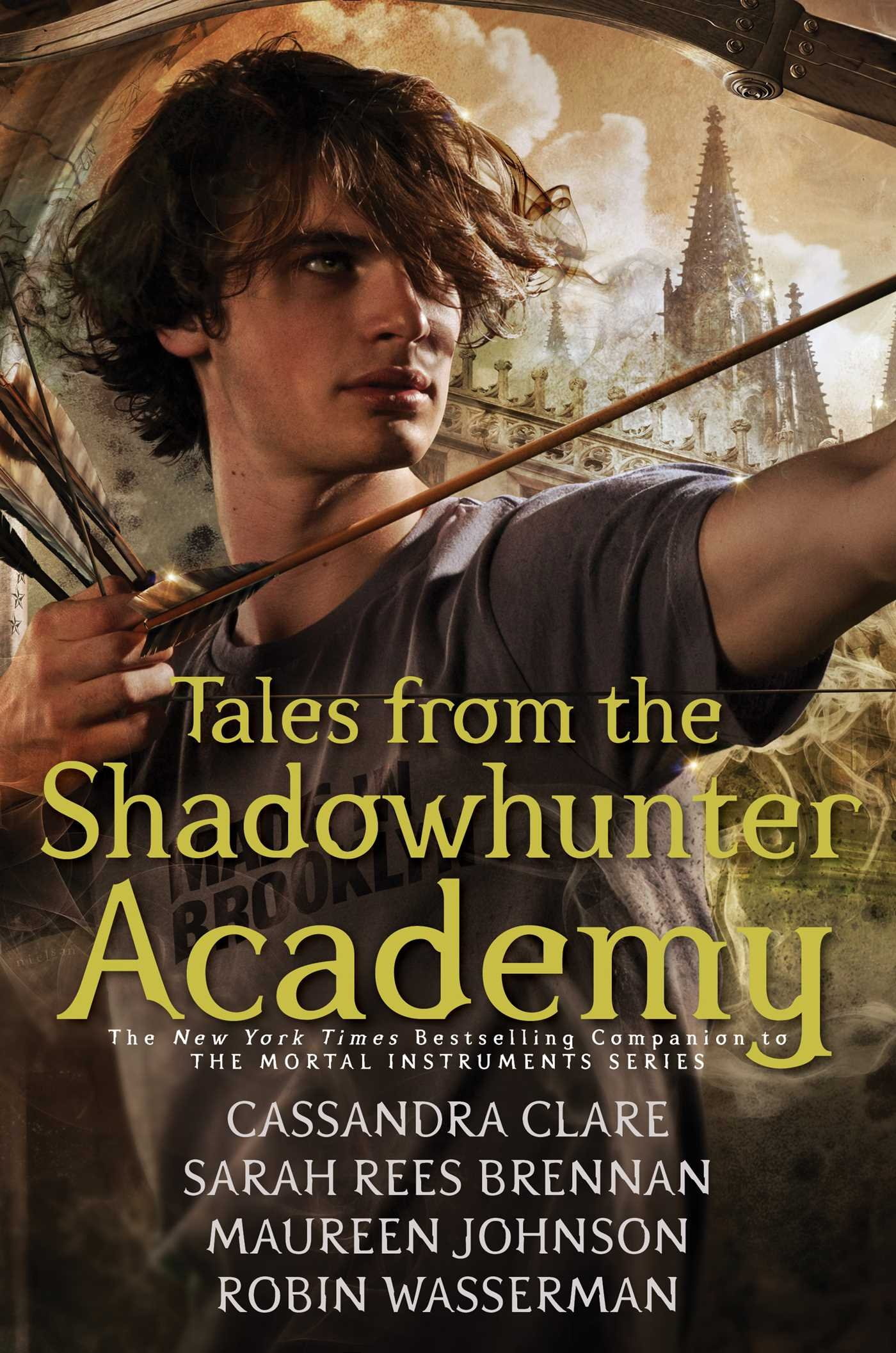 Image result for tales from the shadowhunter academy