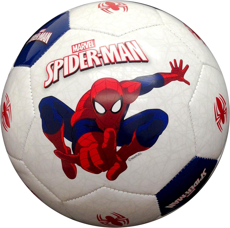 Hello Kitty Spider-Man de balón de fútbol, Color Rojo, Azul y ...