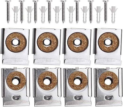 T/élescopique Aluminium /Échelle,extension /Échelle Portable Prorogeable Anti-d/Érapant Pliables Escabeau Multifonction /Échelle-b4 3.9+3.9m