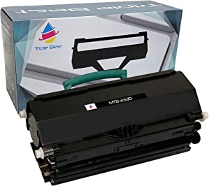 Triple Best Remanufactured Toner Cartridge for Replacement of Dell 2330 2330d 2330dn 2350 2350d 2350dn 330-2650 RR700 PK941 (6,000 Pages)