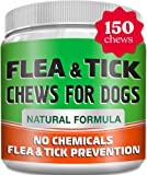 Chewable Flеа and Tick Trеatment Treats for Dogs - USA Made - Natural Flеa and Tick Solution for Dogs
