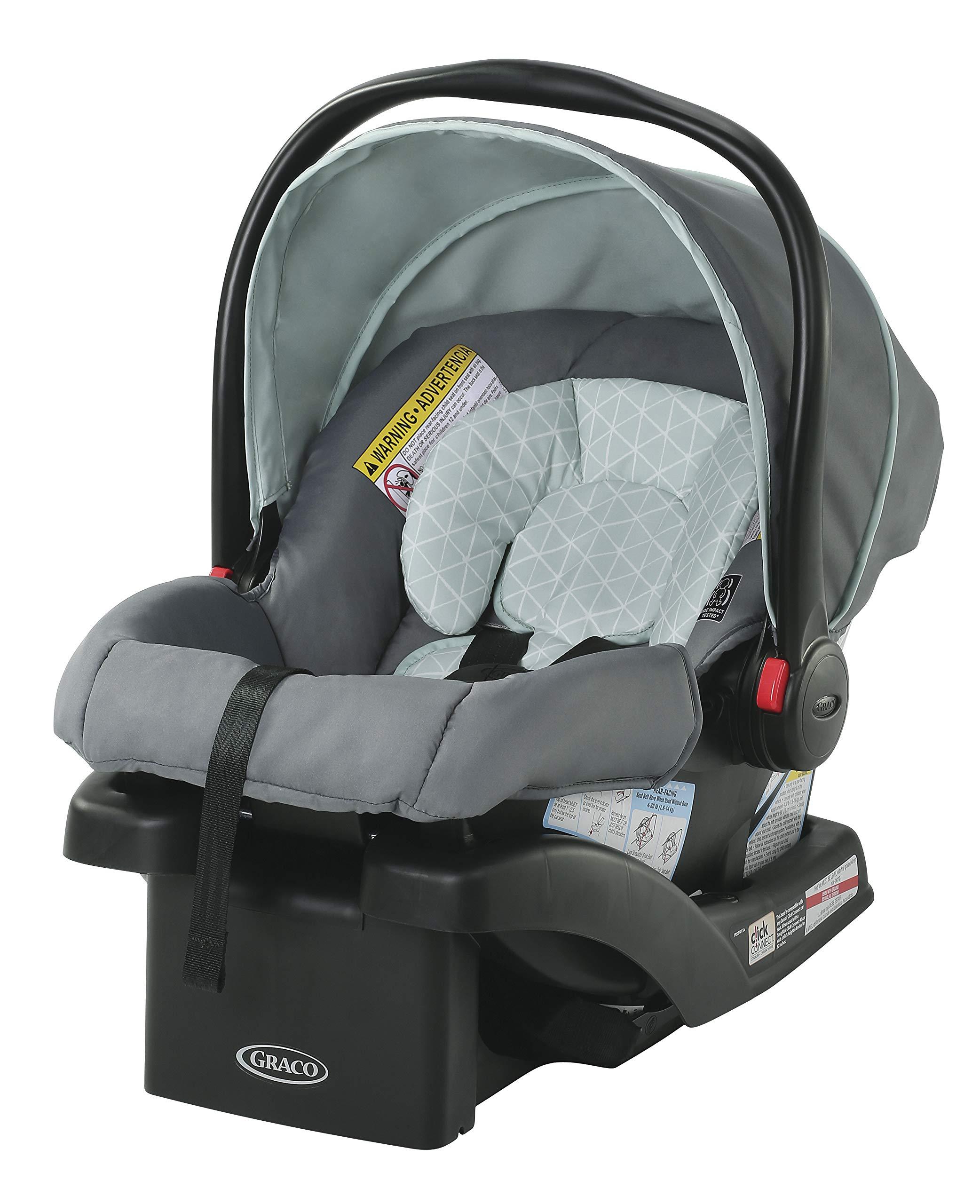 Graco SnugRide Essentials Click Connect 30 Infant Car Seat, Winfield