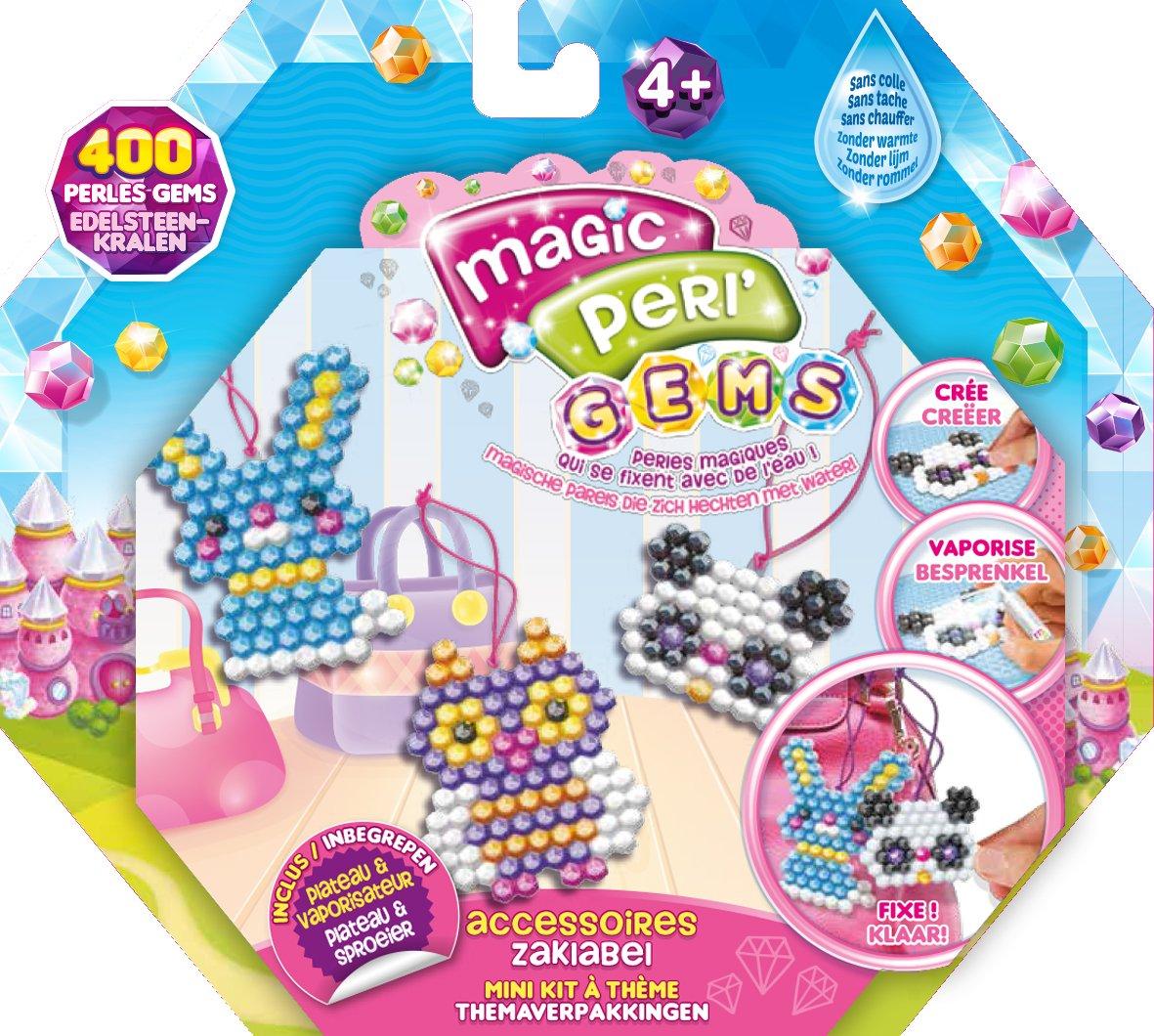 [Beados]Beados Gems Theme Pack Bag Tag Fun 10664 [並行輸入品]   B00U5KR1DY