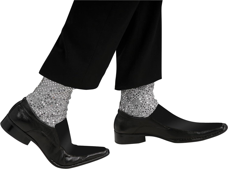 Michael Jackson Costume Accessory, Sparkle Socks by Rubies ...