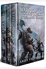 Warriors of Steel and Glory: An Epic Military Fantasy Series (The Silent Champions Box Set Book 2) Kindle Edition