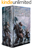 Warriors of Steel and Glory: An Epic Military Fantasy Series (The Silent Champions Box Set Book 2)