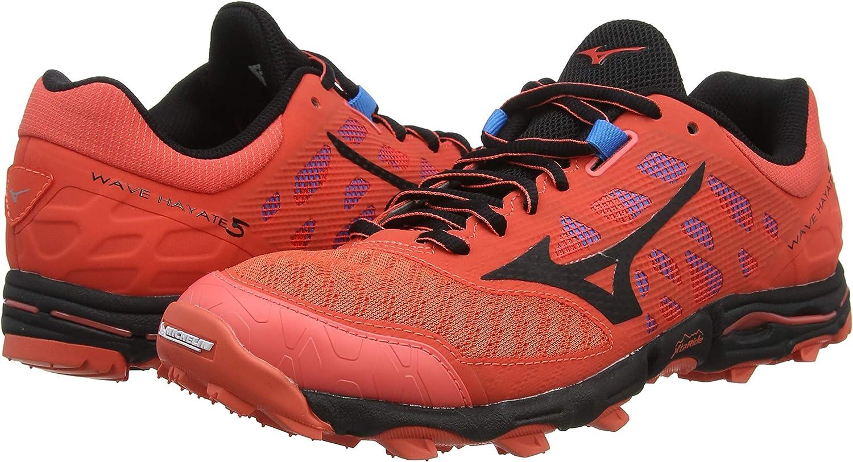 Mizuno Wave Hayate 5, Zapatillas de Running para Asfalto para Mujer: Amazon.es: Zapatos y complementos