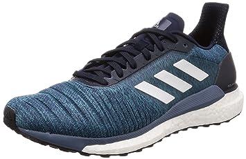 Adidas Solar Drive W Laufschuhe Damen, blau, Größe: UK 8 - 42