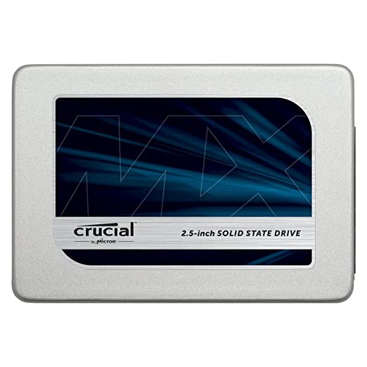 "1652 opinioni per Crucial MX300 Interno da SSD 275GB, 2.5""- CT275MX300SSD1"