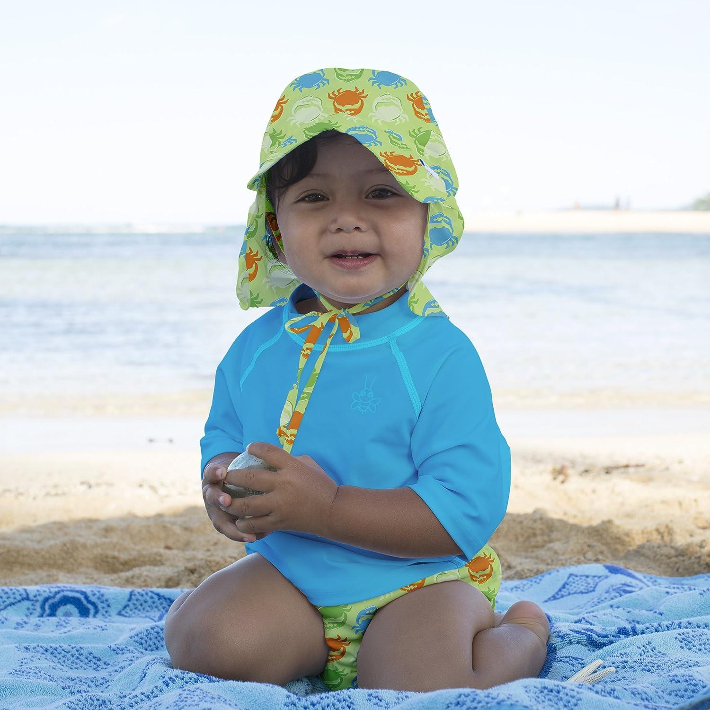 Baby Girls Rashguard Shirt I-Play