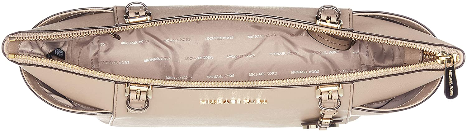 369e47bee1 Michael Kors Jet Set Item - Borse Tote Donna, Grigio (Truffle), 18x10x28 cm  (W x H x L): Amazon.it: Scarpe e borse