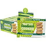 Buff Bake Snickerdoodle Sandwich Cookie, 8 Count