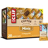 Clif Bar Mini Energy Bars - Coffee Collection - Cappuccino - (0.99 Ounce Snack Bars, 20 Count)