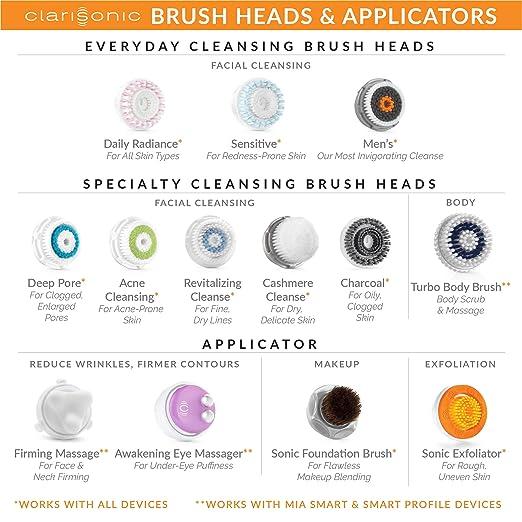 Amazon Com Clarisonic Sonic Foundation Makeup Brush Flawless