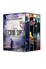 The First Superhero Books 0-3 Box Set Kindle Edition