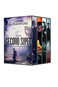 The First Superhero Books 0-3 Box Set