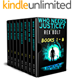 Chris Seely Vigilante Justice Box Set: Books 1-8