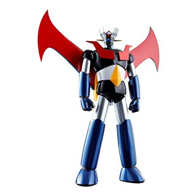 Bandai Tamashii Nations Gx-70 Mazinger Z Soul of Chogokin Action Figure: Toys & Games
