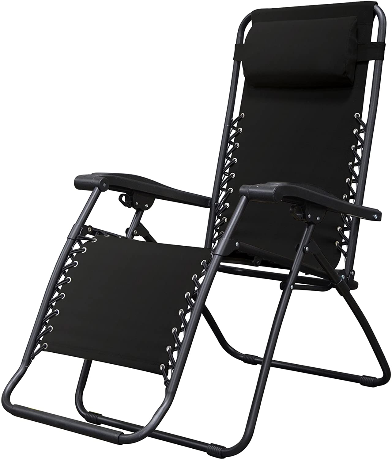 Caravan Canopy Sports Infinity Black Zero Gravity Chair