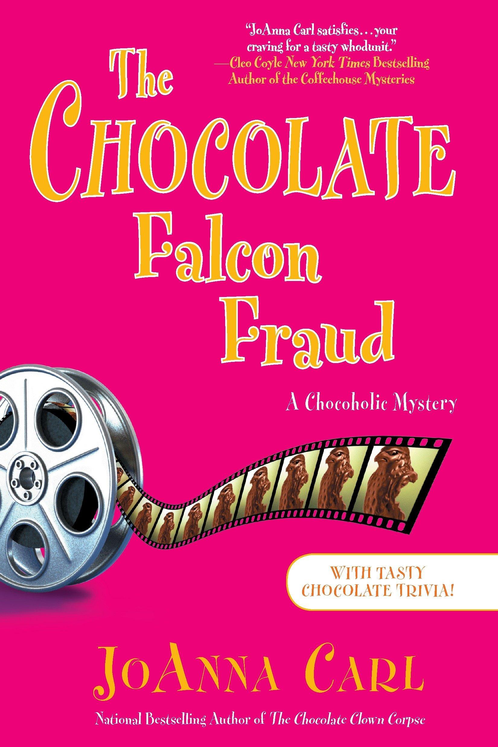 Amazon fr - The Chocolate Falcon Fraud - JoAnna Carl - Livres