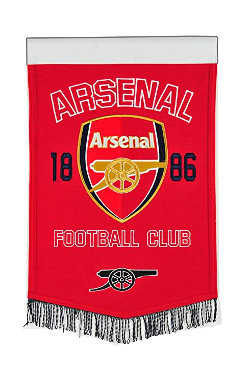 c53512678d1 Image Unavailable. Image not available for. Color: Winning Streak English  Premiership Arsenal Traditions Banner