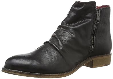 Buffalo London Damen ES 30816 Singapura Kurzschaft Stiefel, Braun (Moro), 36 EU