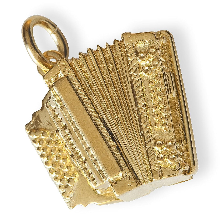 pendentif instrument de musique en argent  u2013 bijoux  u00e0 la mode