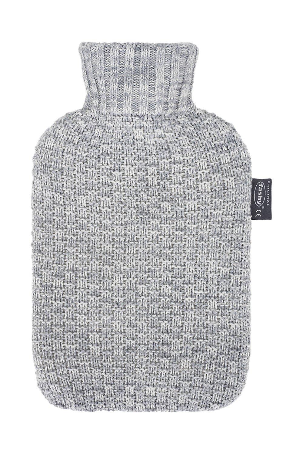Fashy GmbH Bouillotte avec housse en tricot, 2litre 67218