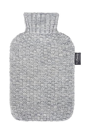 Fashy Wärmflasche mit Strickbezug: Amazon.de: Drogerie & Körperpflege