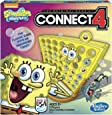 SpongeBob SquarePants Toy - Classic Family Connect 4 Game with a Twist - Nickelodeon