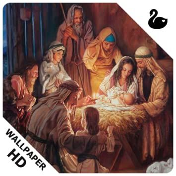 Amazon Christmas Nativity Wallpapers Appstore For Android