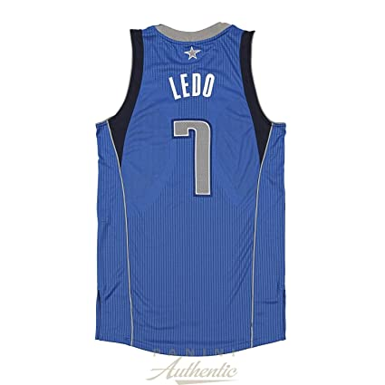 dcd4eadd9 Image Unavailable. Image not available for. Color  Ricky Ledo Game Worn  Dallas Mavericks Jersey From the 2013-2014 NBA Regular Season ~