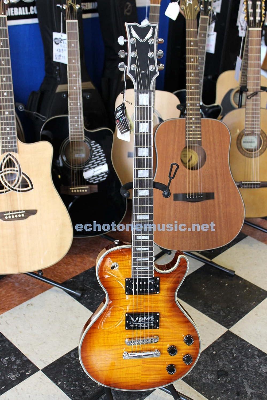 Dean Deluxe de pura sangre guitarra eléctrica, Les Paul forma ...