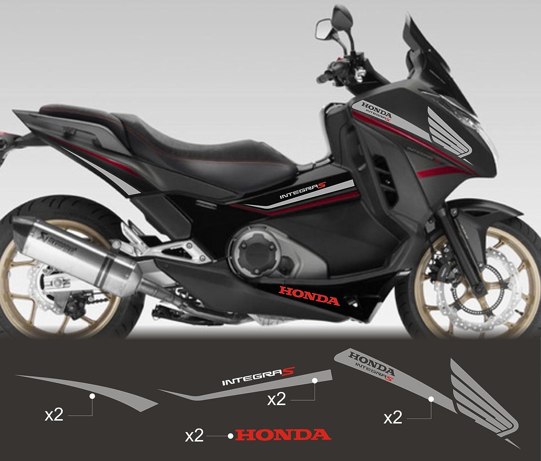 Strisce Adesivi SpecialGP Moto Yamaha MT-03 Rosso