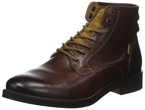 Levis Baldwin, Botines para Hombre, Marrón (Medium Brown), ...
