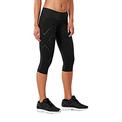 2XU Women's MCS Bonded Compression 3/4 Tights