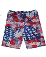 Bskinz Patriotic Compression Shorts for Women/ Girls (available in 2 lengths)