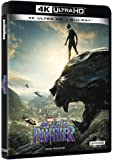 Black Panther - Coffret exclusif Amazon + 4K - Marvel [Blu-ray]