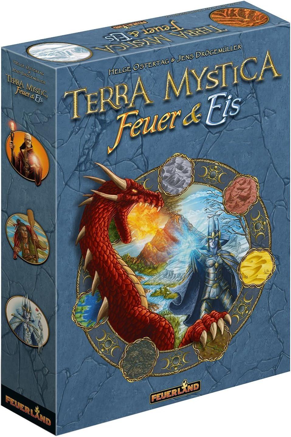 Terra Mystica: Feuer & Eis - Deutsch: Amazon.es: Juguetes y juegos