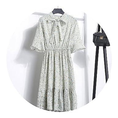 6a0dae5aca 2018 Summer Floral Print Dress Ruffle Casual Bohemian Dress Female Short  Sleeve Boho,CR7170-