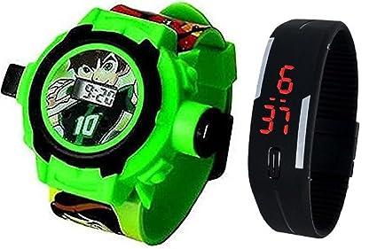 Pappi-Haunt - Calidad ASEGURADA - Paquete de 2 Benton Reloj de ...