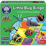 Orchard Toys Little Bug Bingo Mini / Travel Game