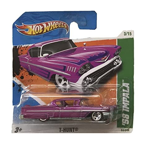 Amazon Com 2012 Hot Wheels Boulevard Big Hits 55 Lincoln Futura