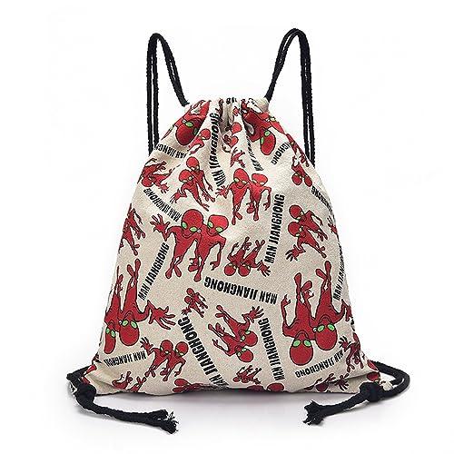 Outreo Mochilas Escolares Mujer Vintage Backpack Casual Bag Grandes Bolsos Bandolera de Viaje bolsos de Mano Bolsos de Tela para Colegio Escuela: Amazon.es: ...