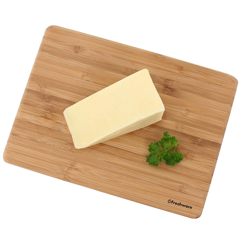 Freshware Bamboo Cutting Board, Set of 3 by Freshware (Image #6)