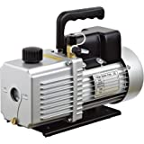 """HFS (R Vacuum Pump Double Stage 12CFM ; 340 L/min ; 110V/60HZ ; Inlet Port: 1/4"""" and 3/8"""" SAE; Ultimate Vacuum: 2Pa or 15 microns, Power 1HP"""