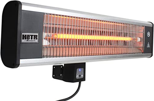 Electric Outdoor Infrared Heater with Remote [Maxx Air] Picture